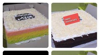 MEMBUAT UCAPAN SEDERHANA DENGAN CAKE