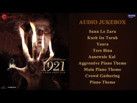 1921  Full Movie Audio Jukebox  Zareen Khan & Karan Kundrra  Vikram Bhatt