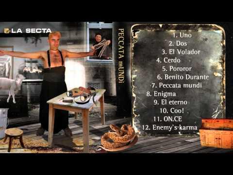 La Secta Peccata mundi Full Album