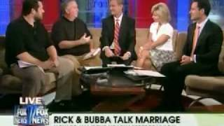 Rick and Bubba on Fox and Friends