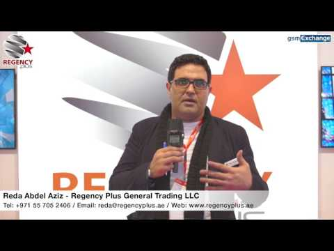Regency Plus General Trading LLC   gsmExchange tradeZone @ CeBIT 2017