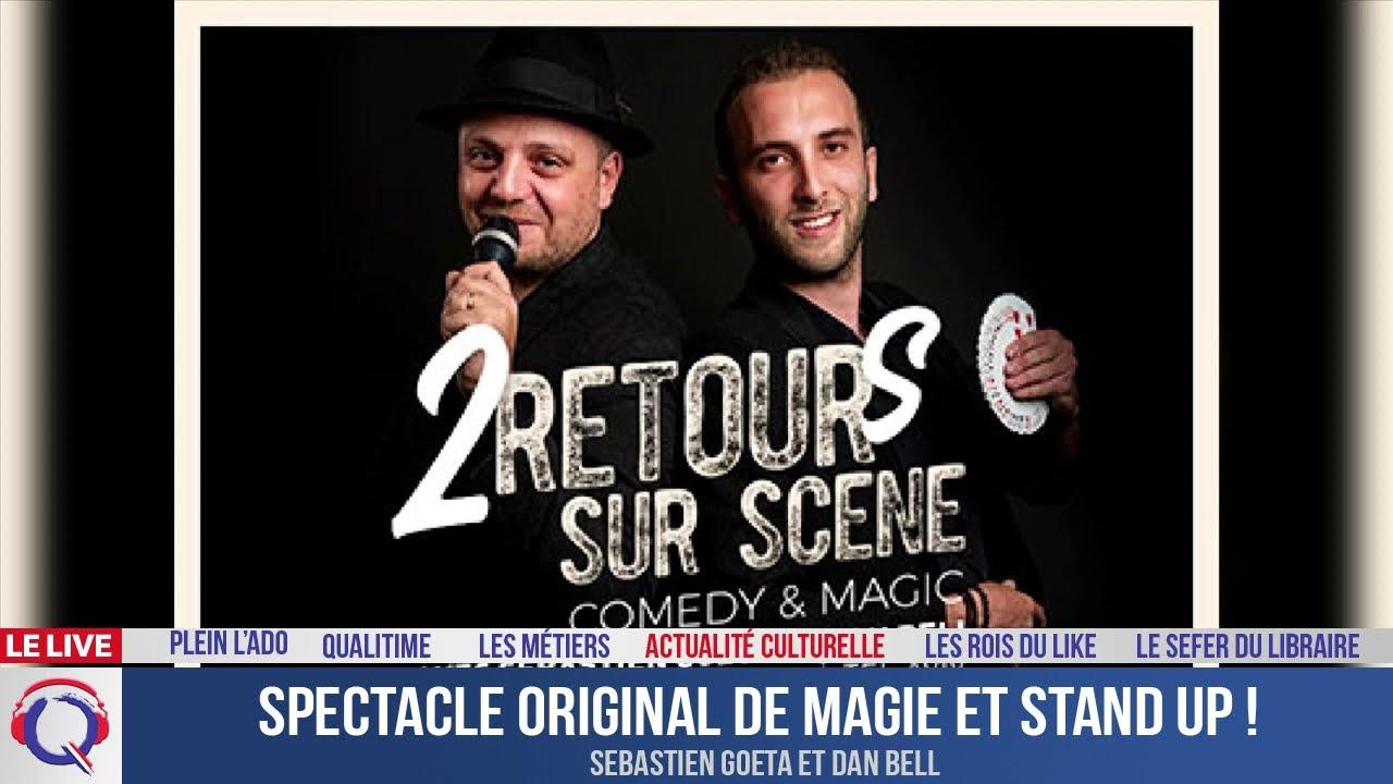 Spectacle original de magie et stand up ! - Actuculture#277