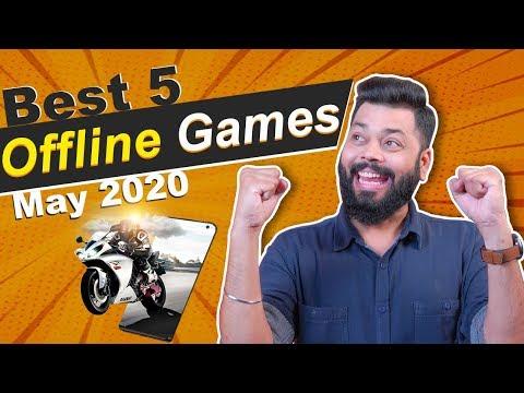 Top 5 Best Offline Games Under 100MB ⚡⚡⚡ May 2020