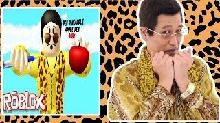 Pen Pineapple Apple Pen obby dans ROBLOX (jeu ppap)