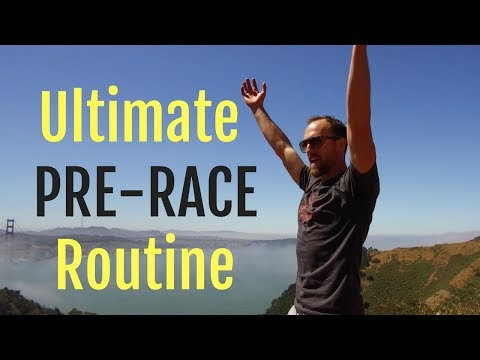 Ultimate Pre-Race Warm Up Routine