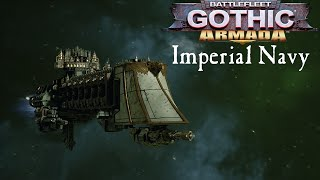 Imperial Navy Gameplay - Battlefleet Gothic: Armada