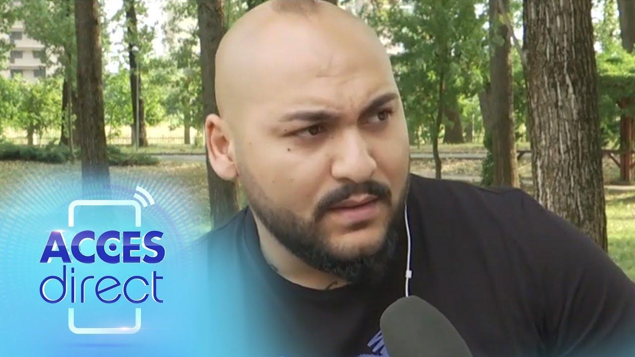 Primele declarații ale lui Dani Mocanu după ce a fost săltat de mascaţi, de ziua lui