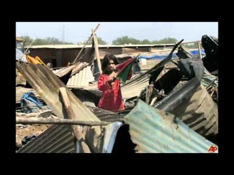 Help the slums Video