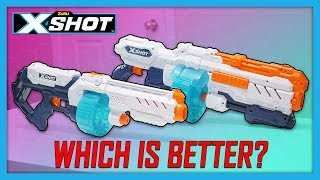 X-SHOT Turbo Advance 2.0! Is the New X-Shot Turbo Fire Better than the Turbo Advance?