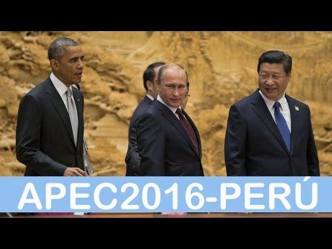 APEC 2016 PERÚ:  USA enviara personal  y material militar para el APEC