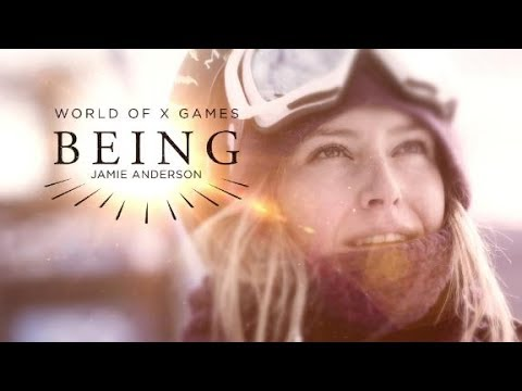 BEING: Jamie Anderson | X Games