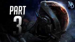 Mass Effect: Andromeda Walkthrough Part 3 No Commentary