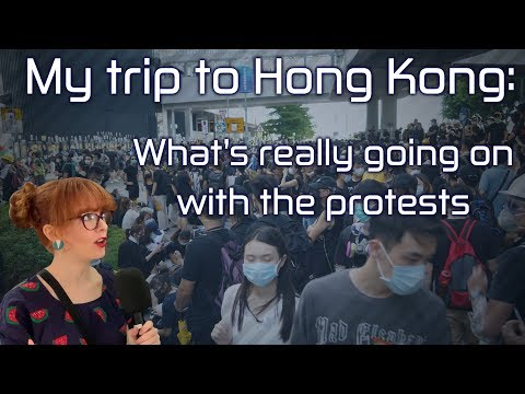 What's REALLY going on in Hong Kong with the protests