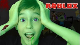 ROBLOX: I TURNED ZOMBIE PLAYING EPIC MINIGAMES | Family playing