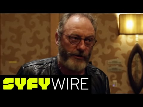 Game Of Thrones' Liam Cunningham Discusses Ser Davos's Fate - Celebrity Interview   Syfy Wire