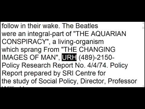 3   The Age of Aquarius - Dr John Coleman - THE STORY OF THE COMMITTEE OF 300