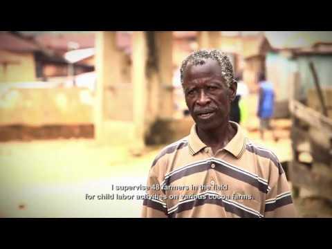 Fighting Child Labor on Cocoa Farms