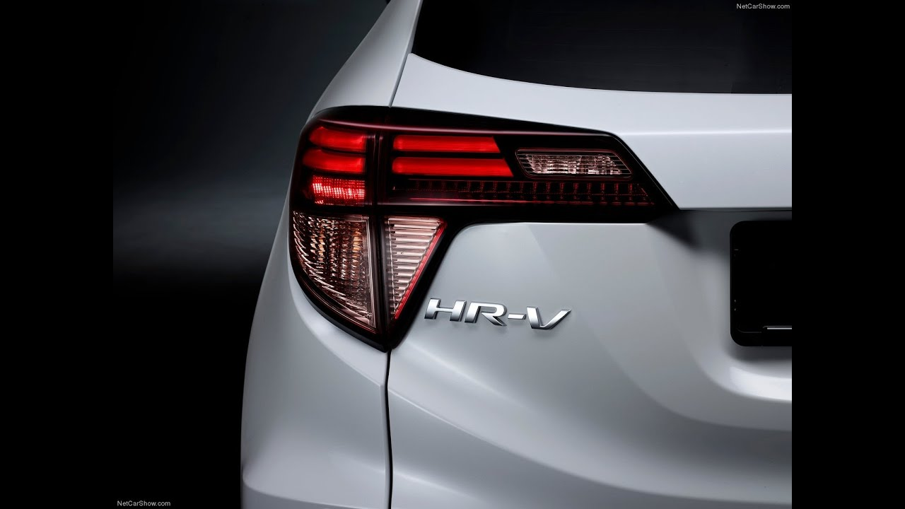 2016 Honda HR-V EU-Version 120 PS 1.6L i-DTEC Diesel or 130 PS 1.5L i-VTEC Petrol Engines - YouTube