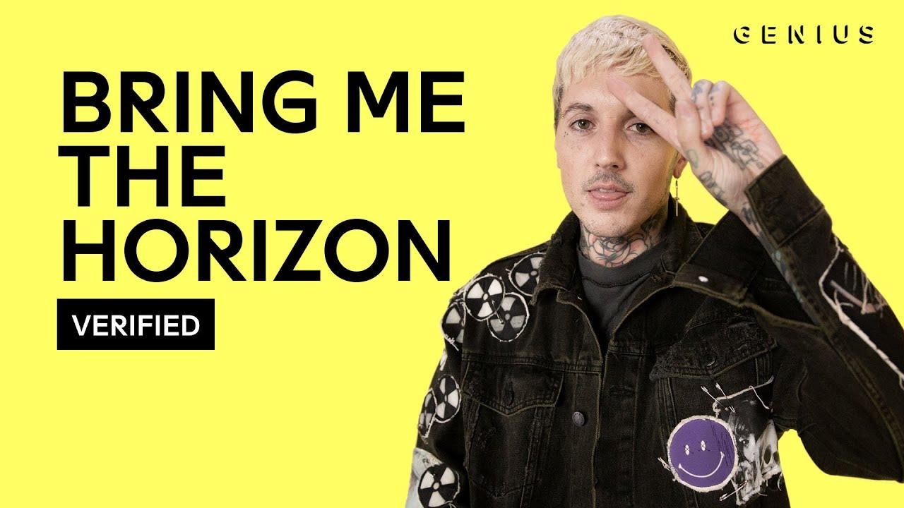 "Bring Me The Horizon ""mother tongue"" Official Lyrics ..."