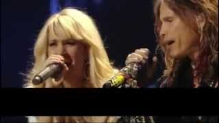 Before He Cheats - Carrie Underwood and Steven Tyler [Live]