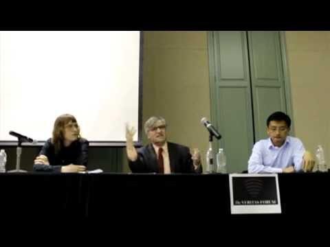 (Un)reasonable? Dean Zimmerman and Gideon Rosen Discuss Faith and Reason at Rutgers