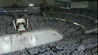 Fleury Chant Before Game Six