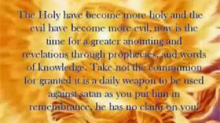 Amightywind Prophecy 90 - What Is The Name Of The RUACH ha KODESH (Holy Spirit)? pt1