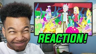 """Rick and Morty Season 3 Episode 9 """"The ABC's of Beth"""" REACTION!"""