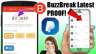 BUZZBREAK NEWS BIG PAYMENT PROOF | HOW TO EARN PAYPAL CASH || EARNING APP IN 2020 || Tricks Hoster