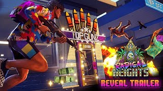Radical Heights - Reveal Gameplay Trailer [Official Video]