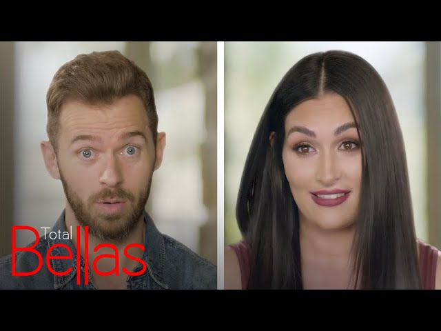 Nikki & Artem Head to the Hospital to Deliver Baby Matteo   Total Bellas   E!