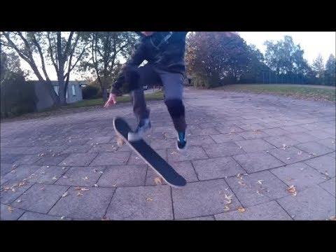 5 Stylische Skateboard-Tricks Für Anfänger!!!!!!