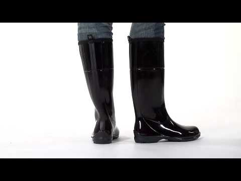 Kamik Women's Ellie Rain Boot - YouTube