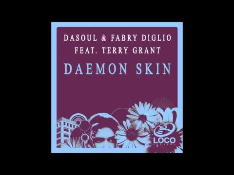 DaSouL  & Fabry Diglio feat. Terry Grant - Daemon Skin (Mad Boss Remix)