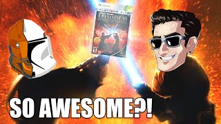 Why Is The Star Wars: Episode 3 Game SO AWESOME?! Ft. @zanny