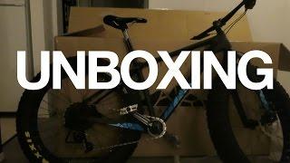 Unboxing - Vélo acheté en ligne : fat bike, Panorama Chic Choc