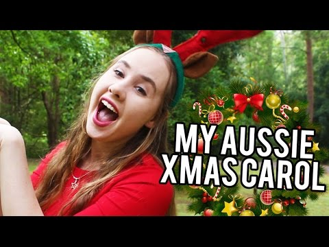 My Aussie Christmas Carol (Official Music Video)