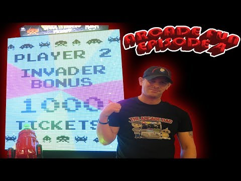 Arcade Fun Episode 4 Strike and Spare Bowling Center, Hendersonville Tennessee