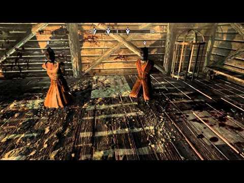 Let's Play Skyrim #209 [German][HD] - Astrid und die Gefangenen