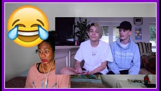 NEVER HAVE I EVER!!    Bars and Melody | Reaction