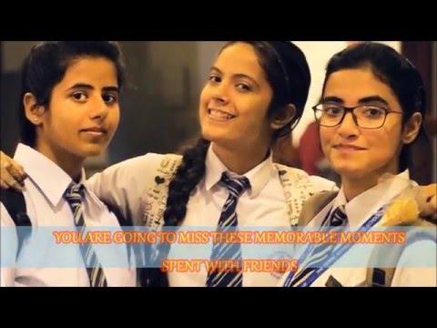 HASTA LA VISTA SENIORS!..Bidding Farewell to batch 2015-16 of FAPS NEW DELHI