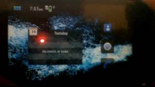 Nokia N900: Video 3 - Lost security lock code on Linux CLI.