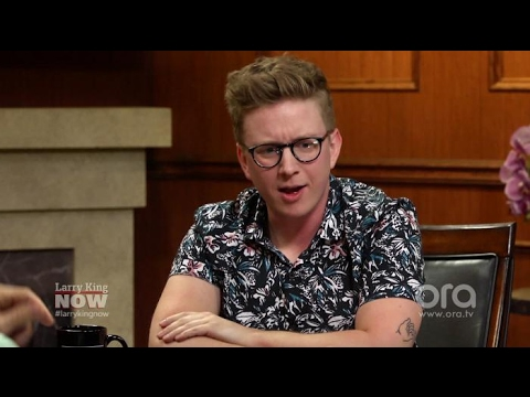 If You Only Knew: Tyler Oakley | Larry King Now | Ora.TV