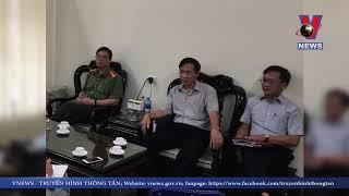 Bắt giam Trưởng phòng an ninh chính trị nội bộ CA tỉnh Hòa Bình
