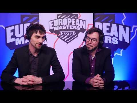 European Masters Main Event Day 2 - OG vs KLT