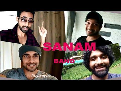 \\SANAM Band -  Message For Fans In Guwahati\\