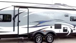 AWESOME 33' 2015 XLR Hyperlite 29HFS 1-Slide Only 6,900lbs Toy Hauler!!!