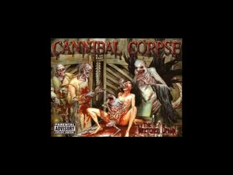 Cannibal Corpse The Wretched Spawn FULL ALBUM WITH LYRICS