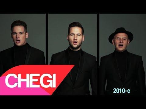 CHEGI - Evolucija ExYU muzike / acapella (Official Video)