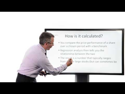 Tim Bennett Explains: Understanding Volatility - What Is Beta?